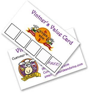 Vintner's Value Card