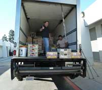 West Coast Grapes delivery 2013