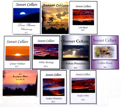 Sunset Cellars collection