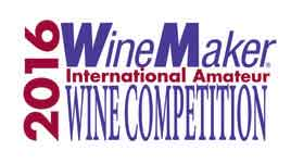 2016 Wine Competition Logo