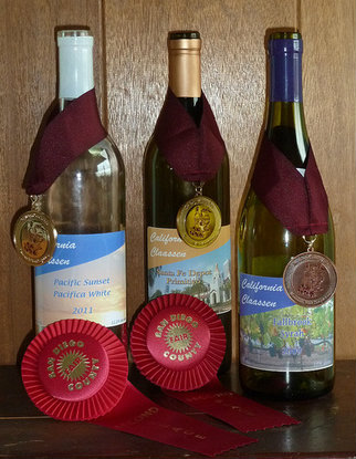 2011 Medal winning wines