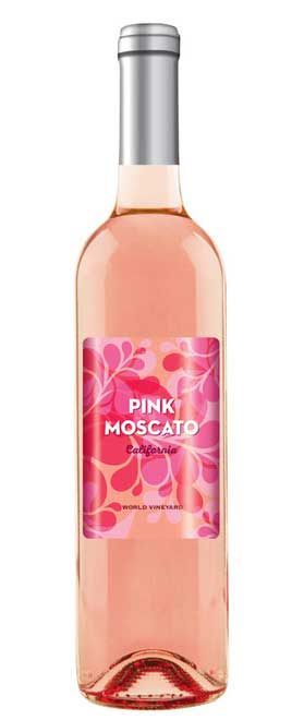 Pink Moscato 2015