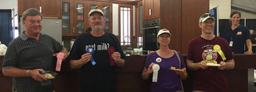 2015 homemade cheese contest