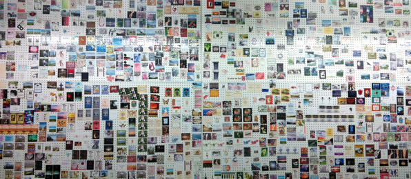 Label wall 2014